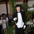"""Exclusif - Chantal Thomass - Soirée """"White Party"""" au Prince de Galles à Paris le 24 juin 2015"""