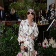"""Exclusif - Catherine Baba - Soirée """"White Party"""" au Prince de Galles à Paris le 24 juin 2015."""
