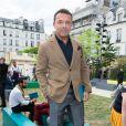 Olivier Widmaier-Picasso - Défilé Berluti printemps-été 2016 au musée Picasso à Paris le 26 juin 2015.