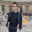 Hidetoshi Nakata - Défilé de mode masculine Berluti PAP Printemps / été 2016 au musée Picasso à Paris le 26 juin 2015.  Men's Berluti fashion Show Spring/Summer 2016 at Musee Picasso in Paris. June 26th, 201526/06/2015 - Paris
