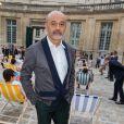 Christian Louboutin - Défilé Berluti printemps-été 2016 au musée Picasso à Paris le 26 juin 2015.