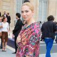 Camille Seydoux - Défilé Berluti printemps-été 2016 au musée Picasso à Paris le 26 juin 2015.