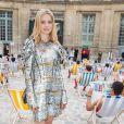 Natalia Vodianova - Défilé Berluti printemps-été 2016 au musée Picasso à Paris le 26 juin 2015.