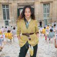 Tina Leung - Défilé Berluti printemps-été 2016 au musée Picasso à Paris le 26 juin 2015.