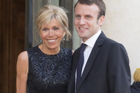 Emmanuel Macron et son épouse : 20 ans d'écart, presque autant d'amour...