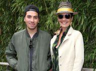 Cristina Cordula : ''Mon fils Enzo n'en fait qu'à sa tête''