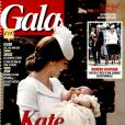 Magazine  Gala  en kiosques le 8 juillets 2015.