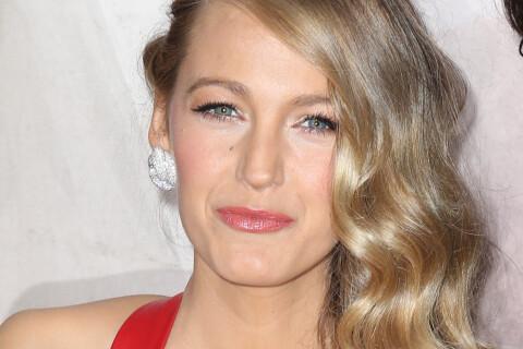 Blake Lively : Adieu cheveux blonds, elle change de look !
