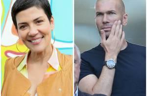 Cristina Cordula et Zinedine Zidane en couple ? La folle rumeur démentie...
