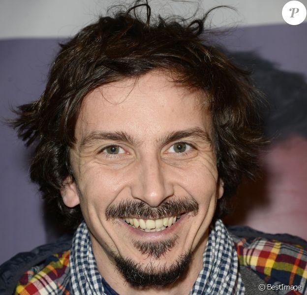 """Arnaud Tsamere - Générale du One Man Show d'Arnaud Ducret """"Arnaud vous fait plaisir"""" à l'Alhambra à Paris, le 13 novembre 2014"""
