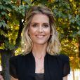 """Alice Taglioni - Lancement de la collection """"Montblanc Bohème Moongarden"""" à l'Orangerie Ephémère du jardin des Tuileries, place de la Concorde à Paris, le 9 juillet 2015."""
