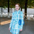 """Hande Kodja - Lancement de la collection """"Montblanc Bohème Moongarden"""" à l'Orangerie Ephémère du jardin des Tuileries, place de la Concorde à Paris, le 9 juillet 2015."""