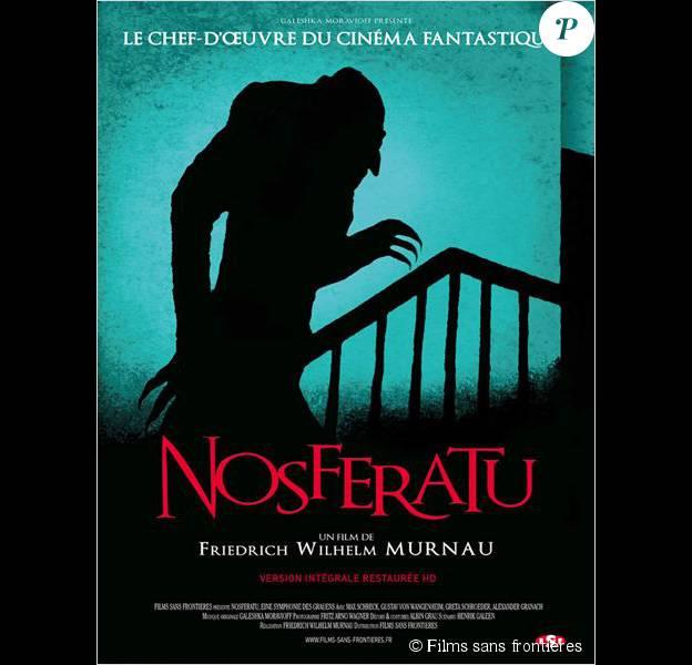 Nosferatu le vampire, oeuvre culte de F. W. Murnau