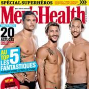 Camille Lacourt et Florent Manaudou : Muscles et slips de bain avec les Bleus
