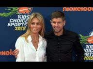 Steven Gerrard : Débuts timides sur tapis rouge avec sa belle Alex et ses filles