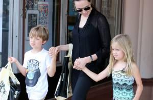 Angelina Jolie : Ses jumeaux Knox et Vivienne ont bien grandi
