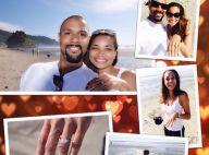 Rochelle Aytes : La star de Mistresses fiancée à son amoureux CJ Lindsey