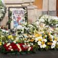 Obsèques de Jules Bianchi le 21 juillet 2015 en la cathédrale Sainte-Réparate de Nice