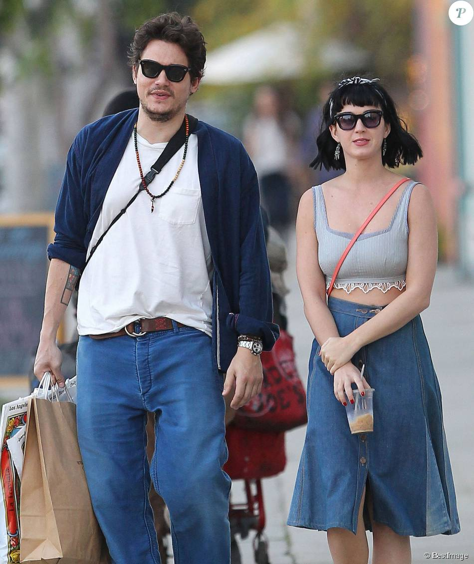 katy perry dating john mayer 2014 Katy perry 'bumps into ex john mayer while on dinner date with  but katy and john called time on their on-off relationship last july after a  2014, called it .