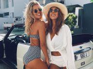 Natasha Oakley et Devin Brugman : Défilé de bikinis sexy à Saint-Barthélemy !