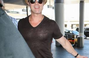 Brad Pitt, 51 ans : En T-shirt transparent, il dévoile ses atouts musclés