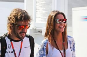 Fernando Alonso amoureux : Au côté de sa belle Lara, il retrouve le sourire