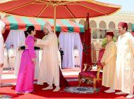 Mohammed VI du Maroc : 16e anniversaire de son règne, Moulay El Hassan sérieux