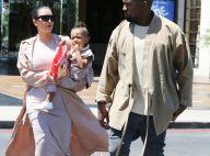 Kim Kardashian : North joue au foot, maman est sa première fan !