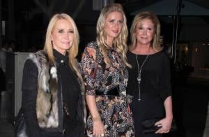 Kim Richards : La tante de Paris et Nicky Hilton arrêtée pour un vol honteux