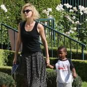 Charlize Theron : Mère poule avec son fils Jackson, mais pas d'August en vue