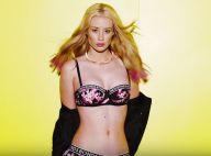 Iggy Azalea : Nouveau nez et nouveaux seins, qu'elle expose en lingerie