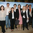 "Sylvie Testud et l'équipe du film ""Sagan"""
