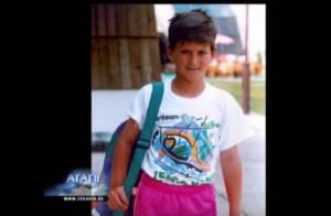 Novak Djokovic enfant : Adorable à 6 ans, déjà petit génie de la balle jaune !