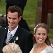 Andy Murray bientôt papa : Sa belle Kim Sears est enceinte de leur premier bébé