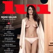 "Marie Gillain nue dans Lui : ""Un beau souvenir de jeunesse"""