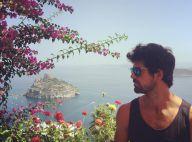 Miguel Angel Muñoz et sa girlfriend Manuela : Vacances de rêve en Italie