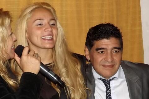 Diego Maradona bientôt marié : il veut épouser sa jeune Rocio... devant le pape