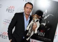 Mort d'Uggie (The Artist) : Jean Dujardin rend un hommage ému au chien star