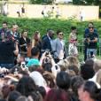 """Zac Efron - Avant-première du film """"We Are Your Friends"""" au Kinepolis de Lomme (Lille), le 12 août 2015."""
