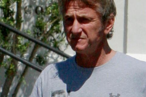 Sean Penn : En manque de Charlize Theron, il porte son fils Jackson en T-shirt !