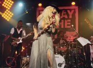 Christina Aguilera : Décolletée auprès de Jamie Foxx, elle fête Summer Rain