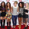 """Le groupe Little Mix - Evenement """"Teen Vogue Back To School"""" a Los Angeles, le 9 aout 2013."""
