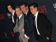 Pierce Brosnan : Papa chic devant ses trois fils et la bombe Lake Bell