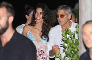 George Clooney et Amal : Escapade espagnole avec Cindy Crawford et Rande Gerber