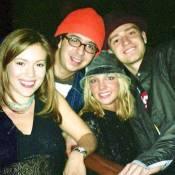 Alyssa Milano : Une photo inattendue avec Britney Spears et Justin Timberlake !
