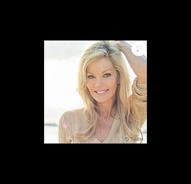 Julie Hayek, Miss USA 1993, photo de profil de son compte Twitter