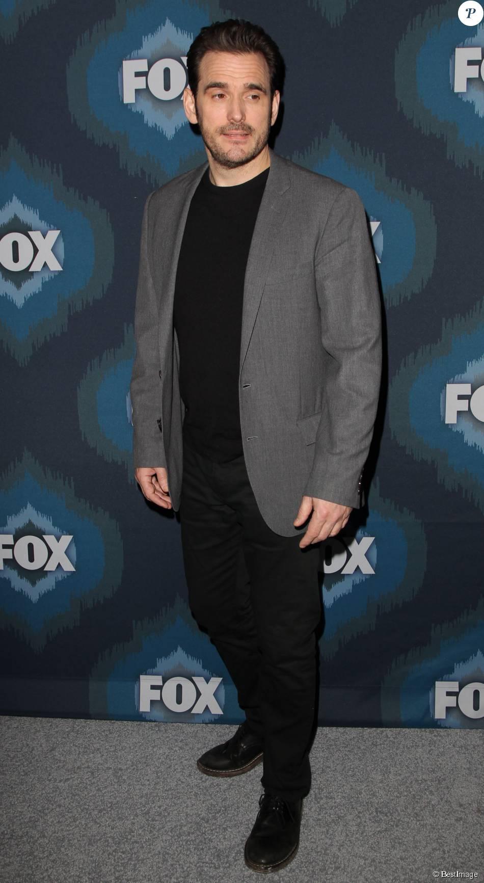 """Matt Dillon à la soirée """"Fox Winter TCA All-Star"""" à Pasadena, le 17 janvier 2015."""