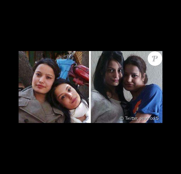 """Sur Twitter deux photos montrant Karisma et sa soeur jumelle mettent en doute le secret de Karisma qui est : """"Je n'ai jamais rencontré mon jumeau"""". La candidate de Secret Story 9 a-t-elle menti à la production ?"""