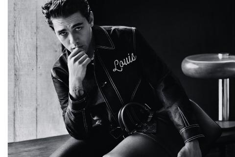 Xavier Dolan : Nouvelle égérie chic de Louis Vuitton
