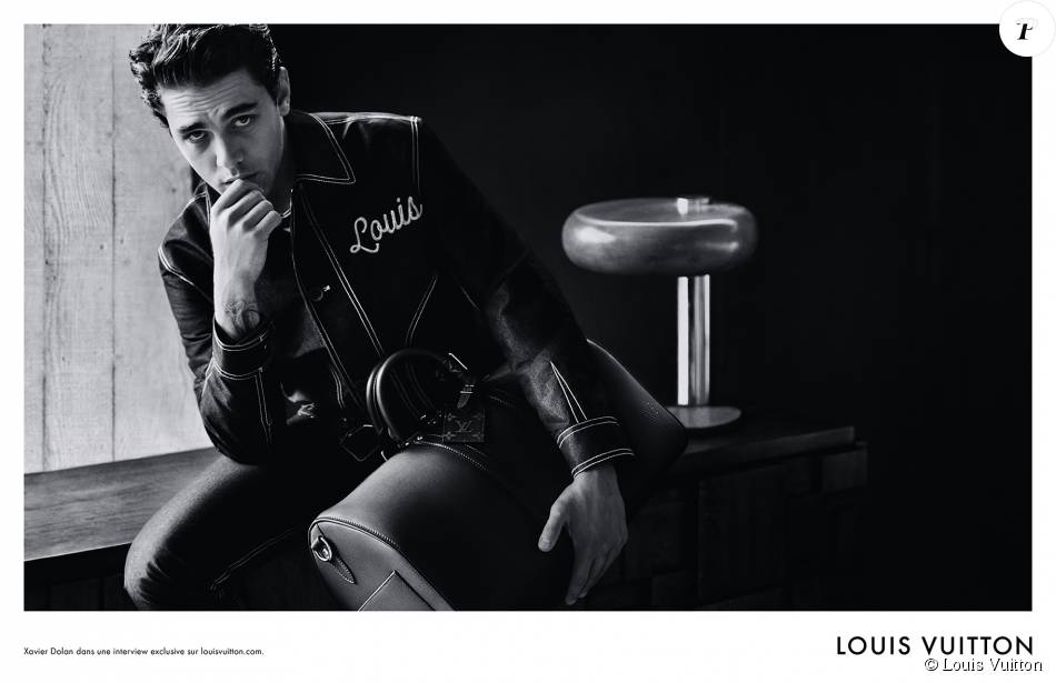 xavier dolan nouvelle g rie chic de louis vuitton. Black Bedroom Furniture Sets. Home Design Ideas